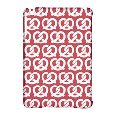 Trendy Pretzel Illustrations Pattern Apple Ipad Mini Hardshell Case (compatible With Smart Cover) by creativemom