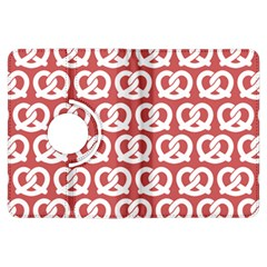 Trendy Pretzel Illustrations Pattern Kindle Fire Hdx Flip 360 Case by creativemom