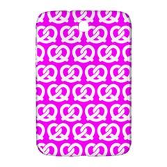 Pink Pretzel Illustrations Pattern Samsung Galaxy Note 8 0 N5100 Hardshell Case  by creativemom