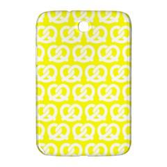 Yellow Pretzel Illustrations Pattern Samsung Galaxy Note 8 0 N5100 Hardshell Case  by creativemom