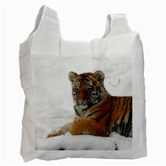 Tiger 2015 0101 Recycle Bag (Two Side)  by JAMFoto