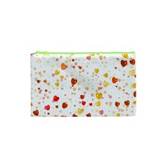 Heart 2014 0605 Cosmetic Bag (XS) by JAMFoto