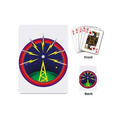 Broadcast Playing Cards (Mini)  by theimagezone