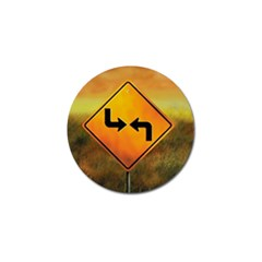Direction Golf Ball Marker by theimagezone