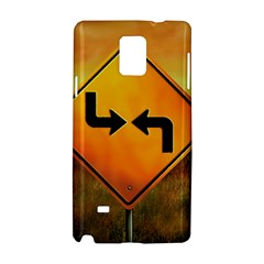Direction Samsung Galaxy Note 4 Hardshell Case by theimagezone