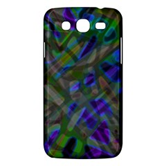 Colorful Abstract Stained Glass G301 Samsung Galaxy Mega 5 8 I9152 Hardshell Case  by MedusArt