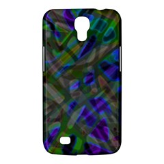 Colorful Abstract Stained Glass G301 Samsung Galaxy Mega 6 3  I9200 Hardshell Case by MedusArt
