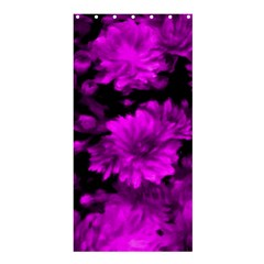 Phenomenal Blossoms Hot  Pink Shower Curtain 36  x 72  (Stall)  by MoreColorsinLife