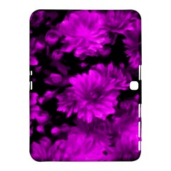 Phenomenal Blossoms Hot  Pink Samsung Galaxy Tab 4 (10 1 ) Hardshell Case  by MoreColorsinLife