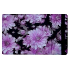 Phenomenal Blossoms Lilac Apple Ipad 2 Flip Case by MoreColorsinLife