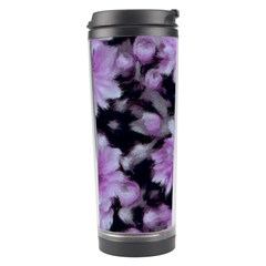 Phenomenal Blossoms Lilac Travel Tumblers by MoreColorsinLife