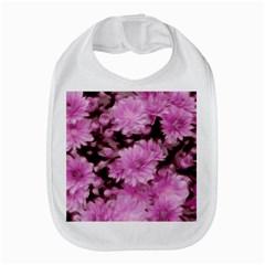 Phenomenal Blossoms Pink Bib by MoreColorsinLife