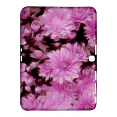 Phenomenal Blossoms Pink Samsung Galaxy Tab 4 (10.1 ) Hardshell Case  by MoreColorsinLife