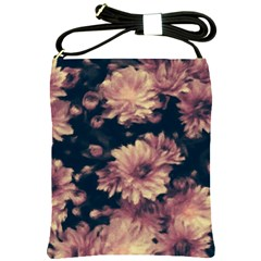 Phenomenal Blossoms Soft Shoulder Sling Bags by MoreColorsinLife