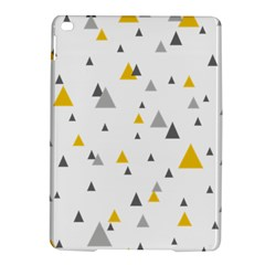 Pastel Random Triangles Modern Pattern Ipad Air 2 Hardshell Cases by Dushan