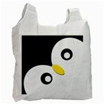 Penguin - Recycle Bag (Two Side)