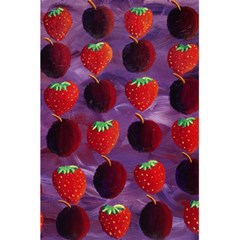 Strawberries And Plums  5 5  X 8 5  Notebooks by julienicholls