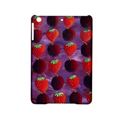 Strawberries And Plums  Ipad Mini 2 Hardshell Cases by julienicholls