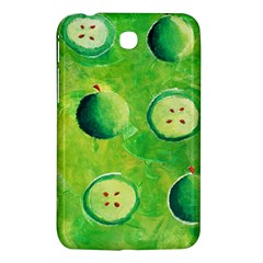 Apples In Halves  Samsung Galaxy Tab 3 (7 ) P3200 Hardshell Case  by julienicholls