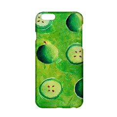Apples In Halves  Apple Iphone 6/6s Hardshell Case by julienicholls