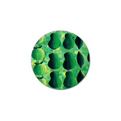 Apples Pears And Limes  Golf Ball Marker by julienicholls