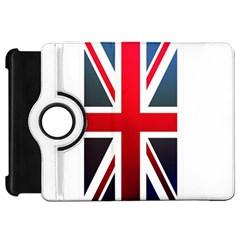 Brit2a Kindle Fire HD Flip 360 Case by ItsBritish