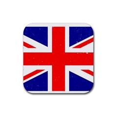 Brit5 Rubber Coaster (square)  by ItsBritish