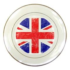 Brit6 Porcelain Plates by ItsBritish