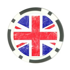 Brit6 Poker Chip Card Guards (10 pack)  by ItsBritish