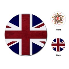 Brit8 Playing Cards (round)