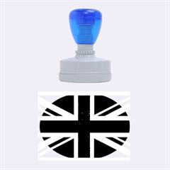 Brit8 Rubber Oval Stamps