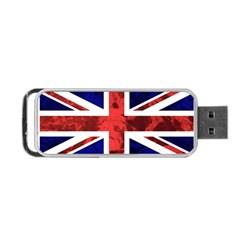 Brit9 Portable Usb Flash (one Side) by ItsBritish