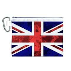 Brit9 Canvas Cosmetic Bag (L) by ItsBritish