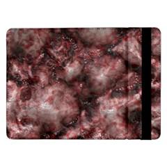 Alien Dna Red Samsung Galaxy Tab Pro 12 2  Flip Case by ImpressiveMoments