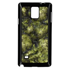 Alien Dna Green Samsung Galaxy Note 4 Case (black) by ImpressiveMoments