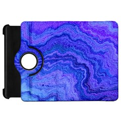 Keep Calm Blue Kindle Fire Hd Flip 360 Case by ImpressiveMoments