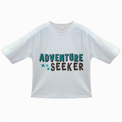 Adventure Seeker Infant/toddler T Shirts by CraftyLittleNodes