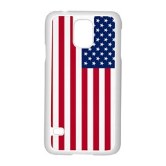Usa1a Samsung Galaxy S5 Case (white) by ILoveAmerica