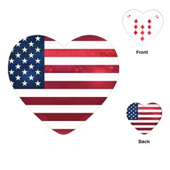 Usa2 Playing Cards (Heart)