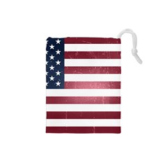 Usa3 Drawstring Pouches (Small)