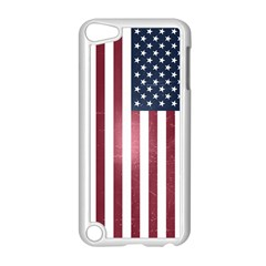 Usa3a Apple Ipod Touch 5 Case (white) by ILoveAmerica
