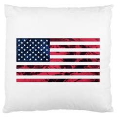 Usa5 Standard Flano Cushion Cases (one Side)  by ILoveAmerica