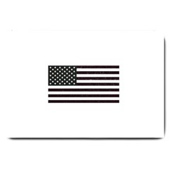 Usa6 Large Doormat  by ILoveAmerica