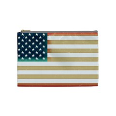 Usa7 Cosmetic Bag (Medium)  by ILoveAmerica