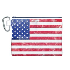 Usa8 Canvas Cosmetic Bag (L) by ILoveAmerica