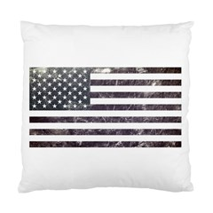 Usa9 Standard Cushion Case (one Side)  by ILoveAmerica
