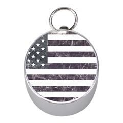 Usa9 Mini Silver Compasses by ILoveAmerica