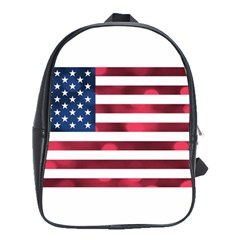Usa9999 School Bags(Large)  by ILoveAmerica