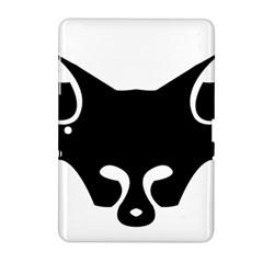 Black Fox Logo Samsung Galaxy Tab 2 (10 1 ) P5100 Hardshell Case  by carocollins