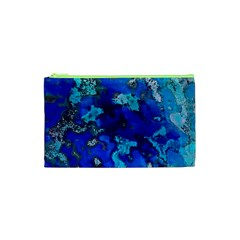 Cocos Blue Lagoon Cosmetic Bag (xs) by CocosBlue